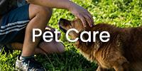 Pets & Pet Care